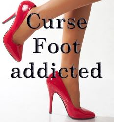 Curse - Addicted to womens feet