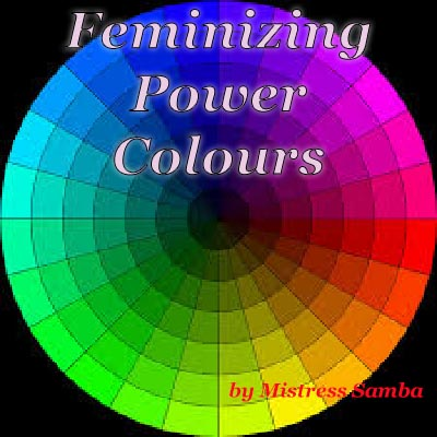 Feminizing Power - Colours