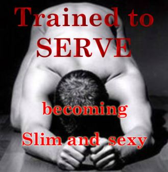 Trained to serve 1- Slim and sexy