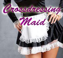 Crossdressing Maid