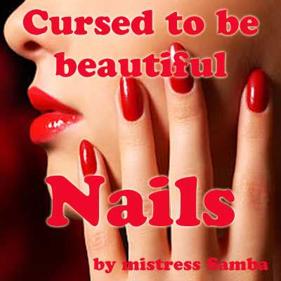 Cursed to be Beautiful - Nails