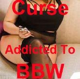 Curse -  Addictedt to BBW