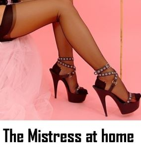 Mistress at home