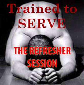 Trained 2 Serve - The Refresher Session