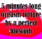 Blowjob orgasm torture