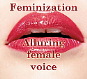 Feminization - Alluring female voice